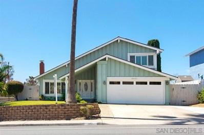 5851 Antigua Blvd, San Diego, CA 92124 - #: 190040152