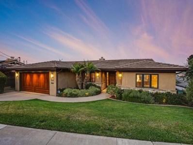 1221 Bangor St, San Diego, CA 92106 - #: 190040180
