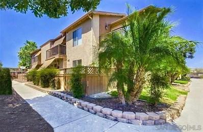 12740 Laurel Street UNIT 409, Lakeside, CA 92040 - #: 190040200