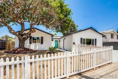 7902 Shorewood Dr, San Diego, CA 92114 - #: 190040367