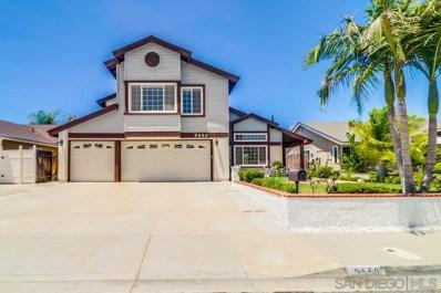 9550 Mavin Drive, Santee, CA 92071 - MLS#: 190040820
