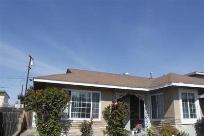 5320 Oak Park Dr. UNIT 2, San Diego, CA 92105 - #: 190041002