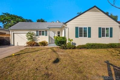 3341 Fairway Dr, La Mesa, CA 91941 - #: 190041107