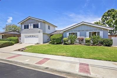 5751 Malvern Court, San Diego, CA 92120 - #: 190041303