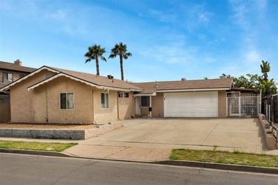 5670 Wendi St, La Mesa, CA 91942 - #: 190041357