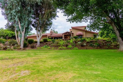 3119 Quiet Hills Place, Escondido, CA 92029 - MLS#: 190041552