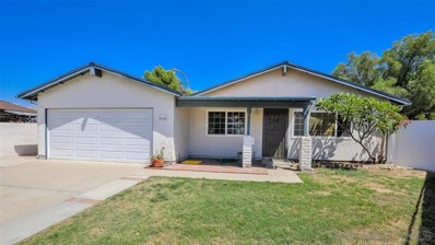 9915 Winchester Way, Lakeside, CA 92040 - #: 190042538