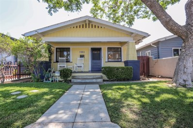 3607 Louisiana St, San Diego, CA 92104 - #: 190042786