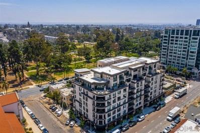 2665 5th Avenue UNIT 503, San Diego, CA 92103 - #: 190042805