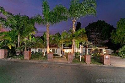 16558 Corte Paulina, Poway, CA 92064 - #: 190042828