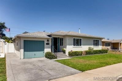 3186 Winlow St, San Diego, CA 92105 - #: 190042867