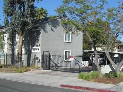 523 Graves Ave UNIT 206, El Cajon, CA 92020 - #: 190043028