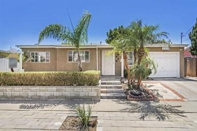 4428 Onondaga Ave, San Diego, CA 92117 - #: 190043194