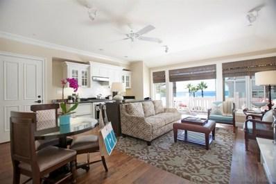 1500 Orange Ave UNIT 17, Coronado, CA 92118 - MLS#: 190043197