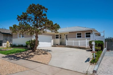 4965 Elsa Road, San Diego, CA 92120 - #: 190043296
