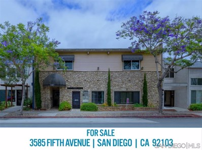 3585 5th Avenue, San Diego, CA 92103 - #: 190043643
