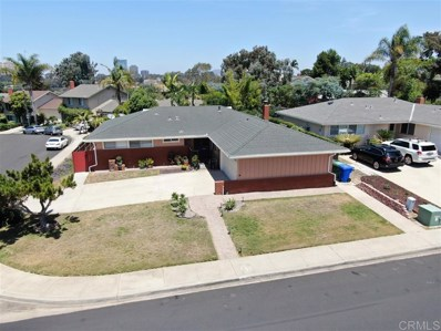 3522 Mercer Ln, San Diego, CA 92122 - #: 190043965