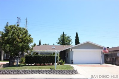 3771 Mount Ariane Drive, San Diego, CA 92111 - #: 190044058