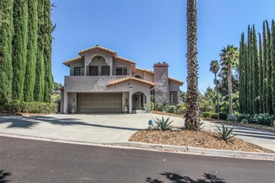 2667 Gianelli Lane, Escondido, CA 92025 - MLS#: 190044073