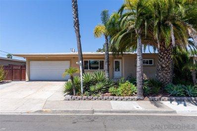 6452 Richard, San Diego, CA 92115 - #: 190044213