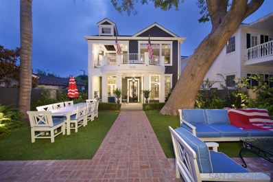 1220 Churchill Place, Coronado, CA 92118 - MLS#: 190044400