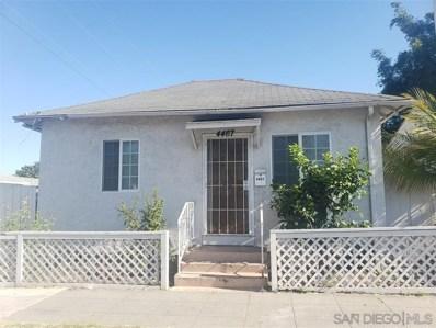 4467 Orange Ave, San Diego, CA 92115 - #: 190044431