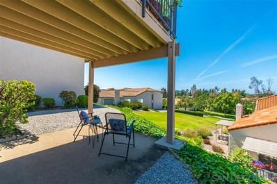 12627 Paseo Del Verano UNIT 60, Rancho Bernardo, CA 92128 - #: 190044631