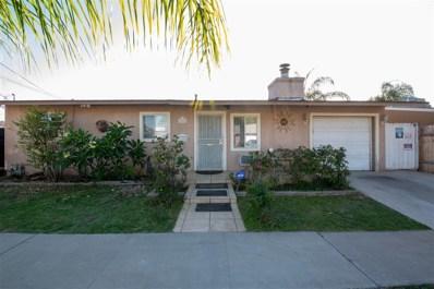368 Sears, San Diego, CA 92114 - #: 190044795