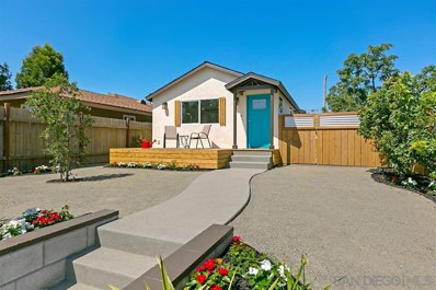 3526 Nile Street, San Diego, CA 92104 - #: 190044961