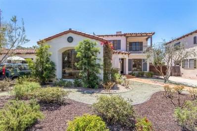 4343 Adams Avenue, San Diego, CA 92116 - #: 190045272
