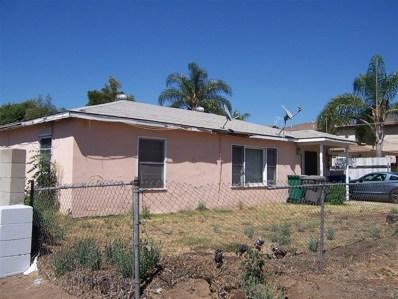 1358 Oakdale Ave, El Cajon, CA 92021 - #: 190045288