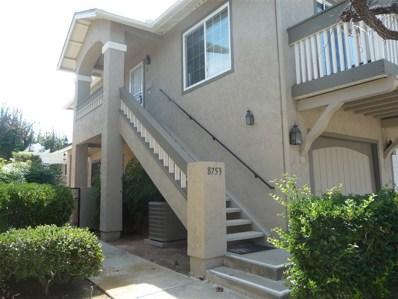 8753 Crossway Ct UNIT 88, Santee, CA 92071 - #: 190045657