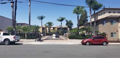 472 Graves Avenue UNIT 12, El Cajon, CA 92020 - #: 190045751