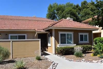 10702 Holly Meadows Drive, Unit A, Santee, CA 92071 - MLS#: 190045785
