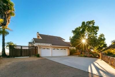 14648 Sunrise Canyon Rd, Poway, CA 92064 - #: 190045795