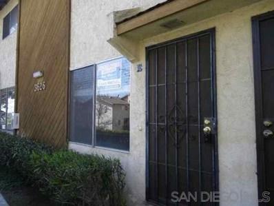3626 Lemona Ave UNIT E, San Diego, CA 92115 - #: 190045905