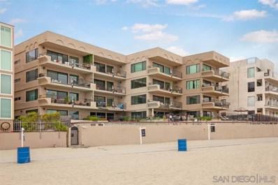1235 Parker Place UNIT 2H, San Diego, CA 92109 - #: 190045925