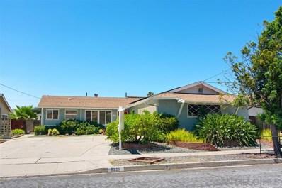 6338 Lake Arago Ave, San Diego, CA 92119 - #: 190045926