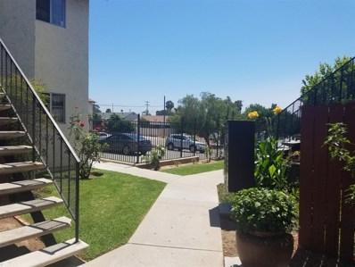 4615 Delta St UNIT 6, San Diego, CA 92113 - #: 190046022
