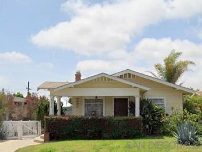 3620 Pershing Avenue, San Diego, CA 92104 - #: 190046178