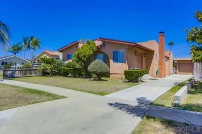 4881-83 Hawley Blvd, San Diego, CA 92116 - #: 190046249