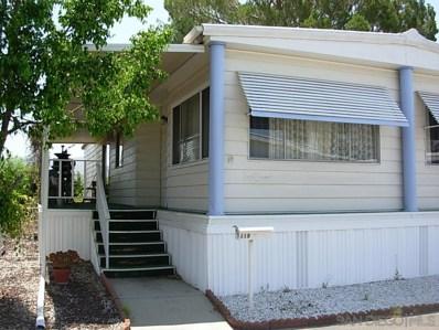10770 Jamacha Blvd. UNIT 119, Spring Valley, CA 91978 - MLS#: 190046264