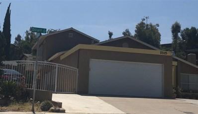 1515 Dillard St, San Diego, CA 92114 - #: 190046285