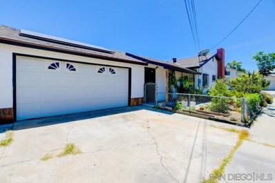 7402 Gribble St, San Diego, CA 92114 - #: 190046466