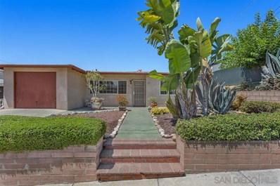 538-40 60th Street, San Diego, CA 92114 - MLS#: 190046621