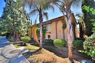 12923 Mapleview Street UNIT 8, Lakeside, CA 92040 - #: 190047220
