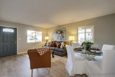 6450 Duluth Avenue, San Diego, CA 92114 - #: 190047609