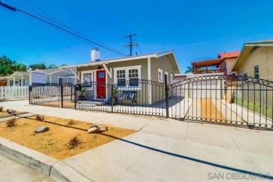 3676 Monroe Avenue, San Diego, CA 92116 - #: 190047882