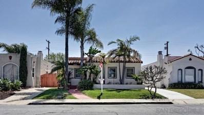 3425 Palm Street, San Diego, CA 92104 - #: 190048044