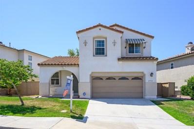 2772 Red Rock Canyon Rd, Chula Vista, CA 91915 - #: 190048084